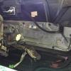 ボルボ V70 ドアロック 作動しない 修理 交換