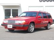 ボルボ940は角ばった輸入車が欲しい方にお薦めです。