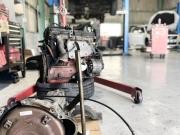 ボルボ240重整備(エンジン&トランスミッション)