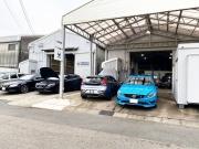 清須店にてボルボのカスタマイズ車両の販売を始めました。